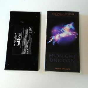 Midnight Unicorn & Dark Reign Revolution Makeup